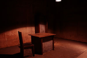 Interrogation Room - Photo by Snowshot (Flickr)