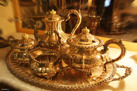 Tea Set - Photo courtesy of Photos8.com